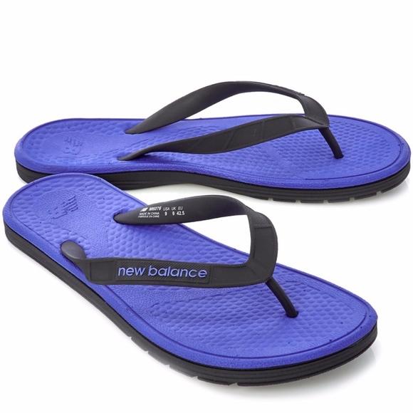 3897c2133b7da9 New Balance men thong sandals